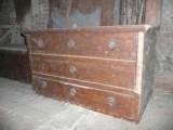 Starý selský nábytek