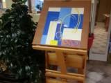 Profesionální malířský stojan