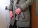 Dámská bunda parka