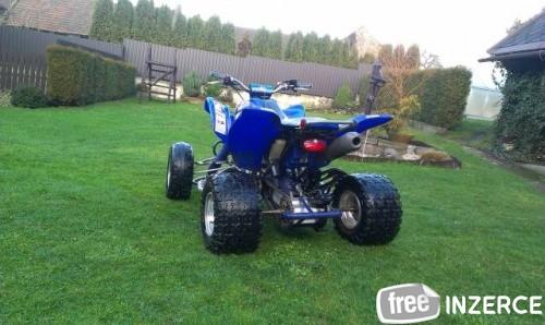 Prodám Yamaha Raptor 686rr