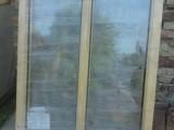 Prodám nové dřevěné zdvojené okno 120/150 pravé