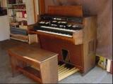 Prodám varhany Hammond R 123
