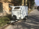 Prodej skříňového vozíku