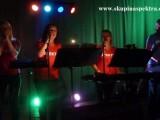 Hudební skupina Spektra – živá hudba na svatbu, ples, společenskou akci