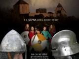 Skupina historického šermu OKOŘSKÁ GARDA připravila výlet do minulosti