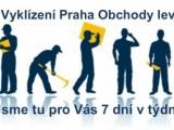 Vyklízení půd Praha Obchody levně