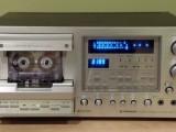 Zesilovač Pioneer SA 9800 a kazetový magnetofon Pioneer CT-F 1250