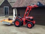 KUBOTA B700c0 traktor