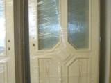 Nové vchodové venkovní dveře vzor Elegant masív