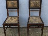 Prodám zachovalé židle