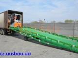 Vykládání rampy Ausbau pro nákladní automobily a kamiony