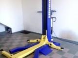 Jednosloupový zvedák mobilní 2500 kg nový