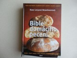 Bible domácího pečení, kuchařka  - nová