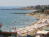 Super levné pláž dovolená ve slunném Bulharsku, 8 eur za den