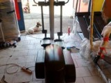 Eliptický trenažer Life Fitness 95 Xe LCD - Silver
