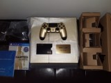 Gold Sony PS4 Bundle Taco Bell Limited Edition Console Unopened