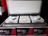 ZCELA NOVÝ PIONEER DJ COMBO  -CDJ 350 X 2 (Pair) -White -DJM 350-bílá Flight Case-White