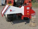 Štěpkovače za traktor pro likvidaci náletových dřevin