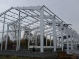 Ocelové konstrukce - haly