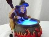 Dekorační aroma fontána – Mlhová čarodějnice - zvlhčovač