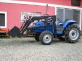malotraktor ISEKI LH 217 F s nakladačem