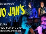 Hudba k tanci-pro všechny-Duo Jans