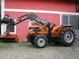malotraktor Kubota GL 32 Grandel a nakladačem