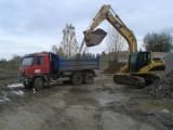 Demoliční práce včetně uložení odpadu, zemní práce