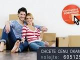 Stěhování bytů a kanceláří v Brně