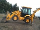 Plně funkční - JCB 2CX traktorbagr