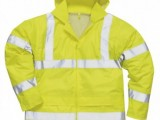Nepromokavá reflexní bunda do deště