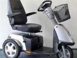 Elektrické tříkolové skútry pro seniory a handicapované