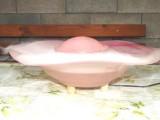 Mlžná fontána stolní LS-2213 - šedorůžová