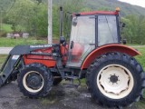 Traktor Zetor 8540 - 450 Q čelní nakladač!