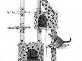 Naše šplhadla pro kočky si Vaše kočička zamiluje