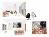 Služba interiérového designéra