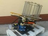 Automatická vrhačka asfaltových holubů F12 PARCOUR