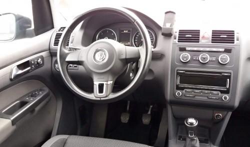 VW TOURAN TDI Comfort 11/2012 DIGIKLIMA, 1.maj.ČR, odp.DPH