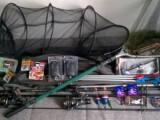 Kompletní kaprařská rybářská výbava