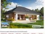 Nabídka typových projektů rodinných domů