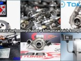 Regenerace turbodmychadel a klimatizačních kompresorů 18 let zkušeností