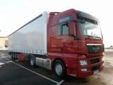 Řidič kamionu - nabídka práce