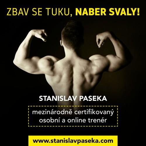 Osobní a online fitness trenér