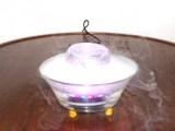 Pro kanceláře-Mlhová fontána LS-2913 čirá-ionizační