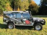 Land Rover Defender 110 STW 2.4 Expediční - obytné