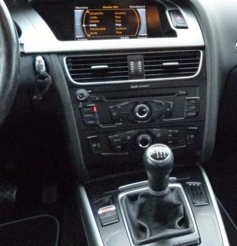 AUDI A4 2.0TDi 125kW 2012 6-rychl,ALU,KLIMA,114TKM,1.MAJ