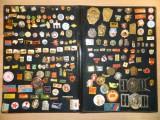 sbírka odznaků