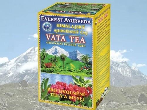Čaj vata-uvolnění těla a mysli
