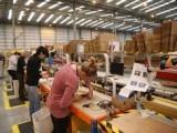 Práca v Logistickom sklade v Rakúsku