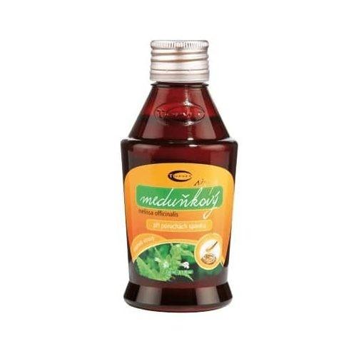Sirup z meduňky